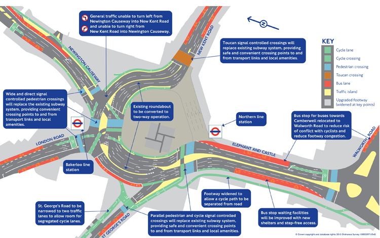 Transport for London Plan March 2015